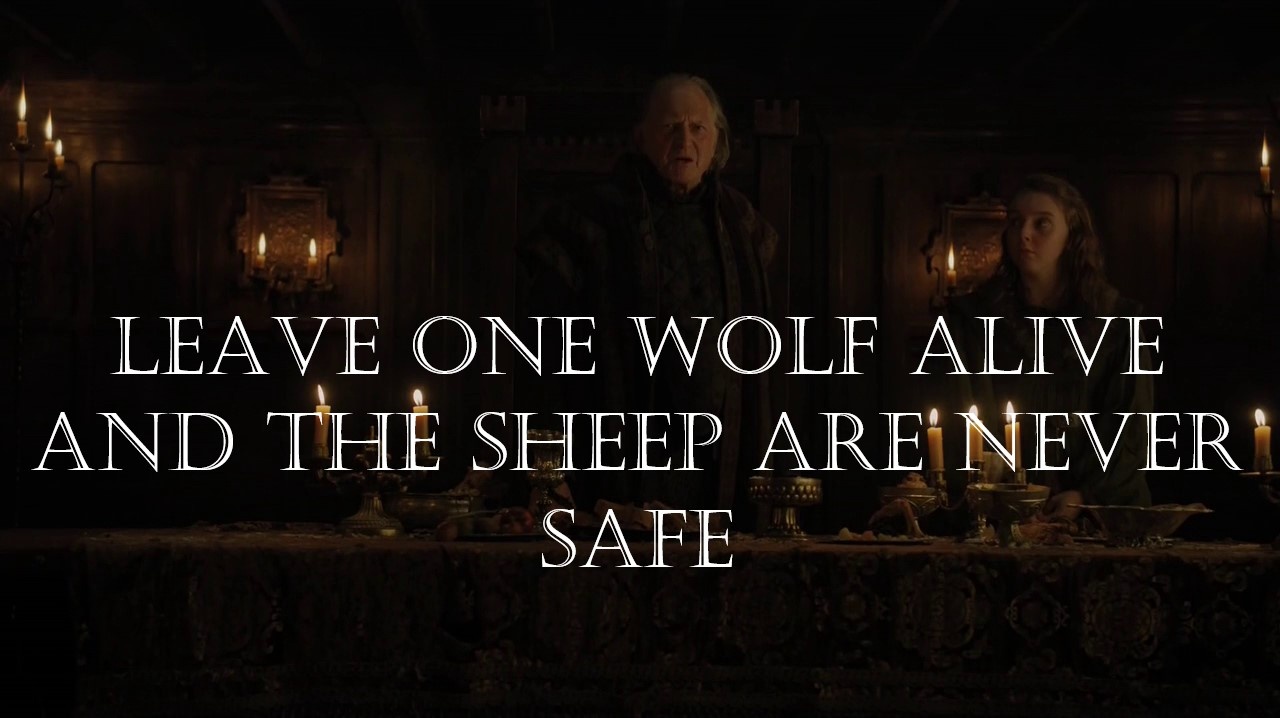 game of thrones walder frey dialogues