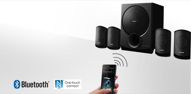 sony 4.1 bluetooth audio