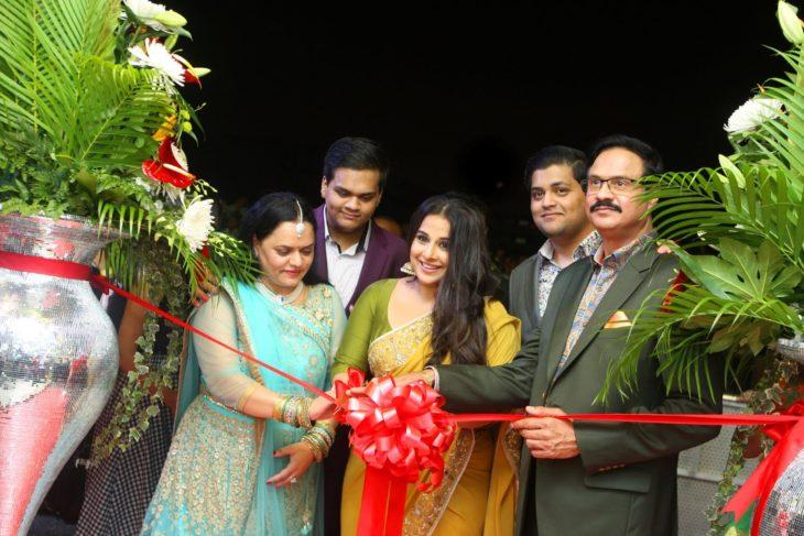 dhananjay datar with vidya balan