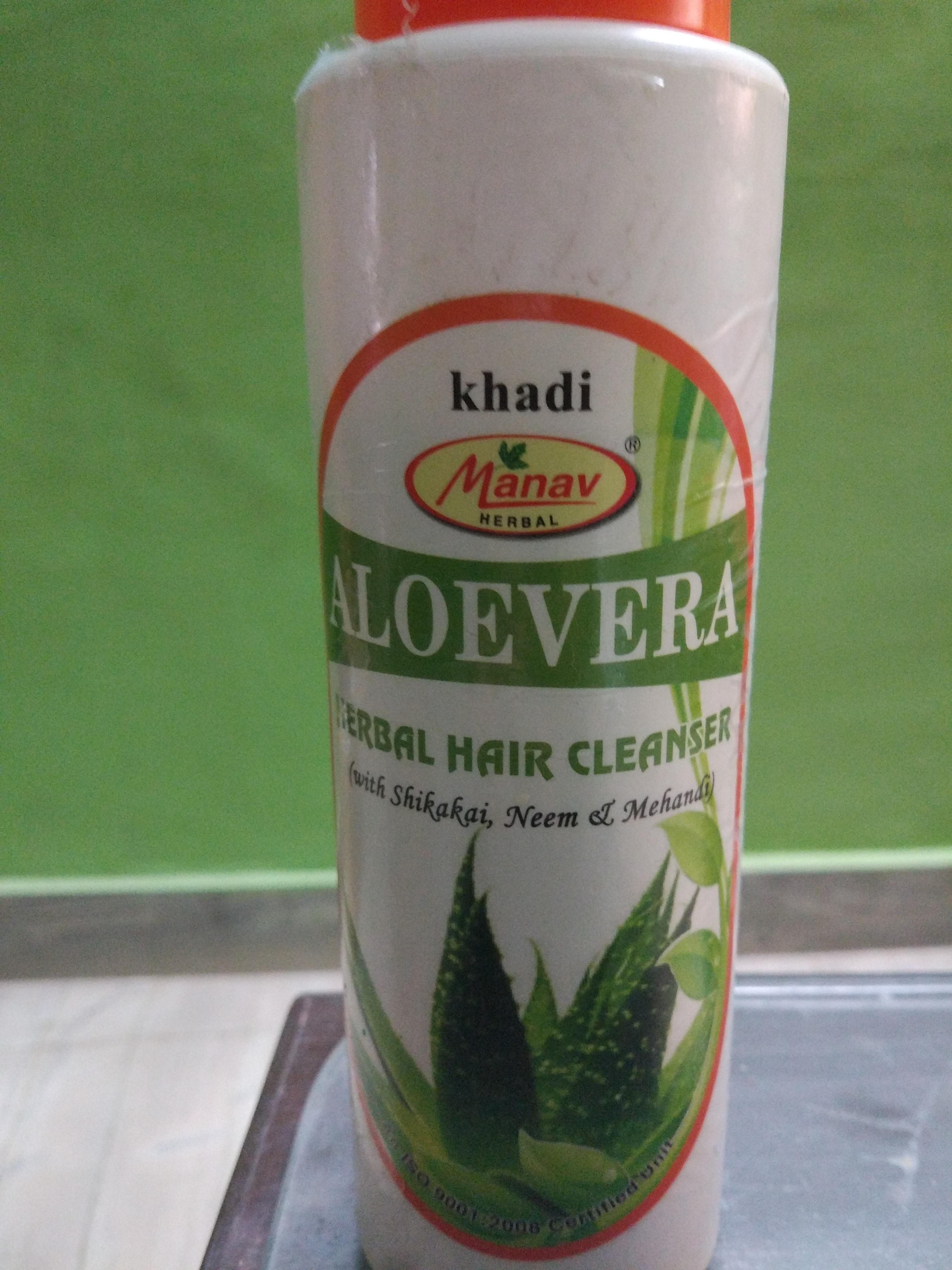 hairfall khadi shampoo