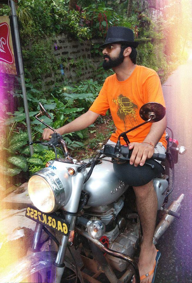 beard style saurabh jindal