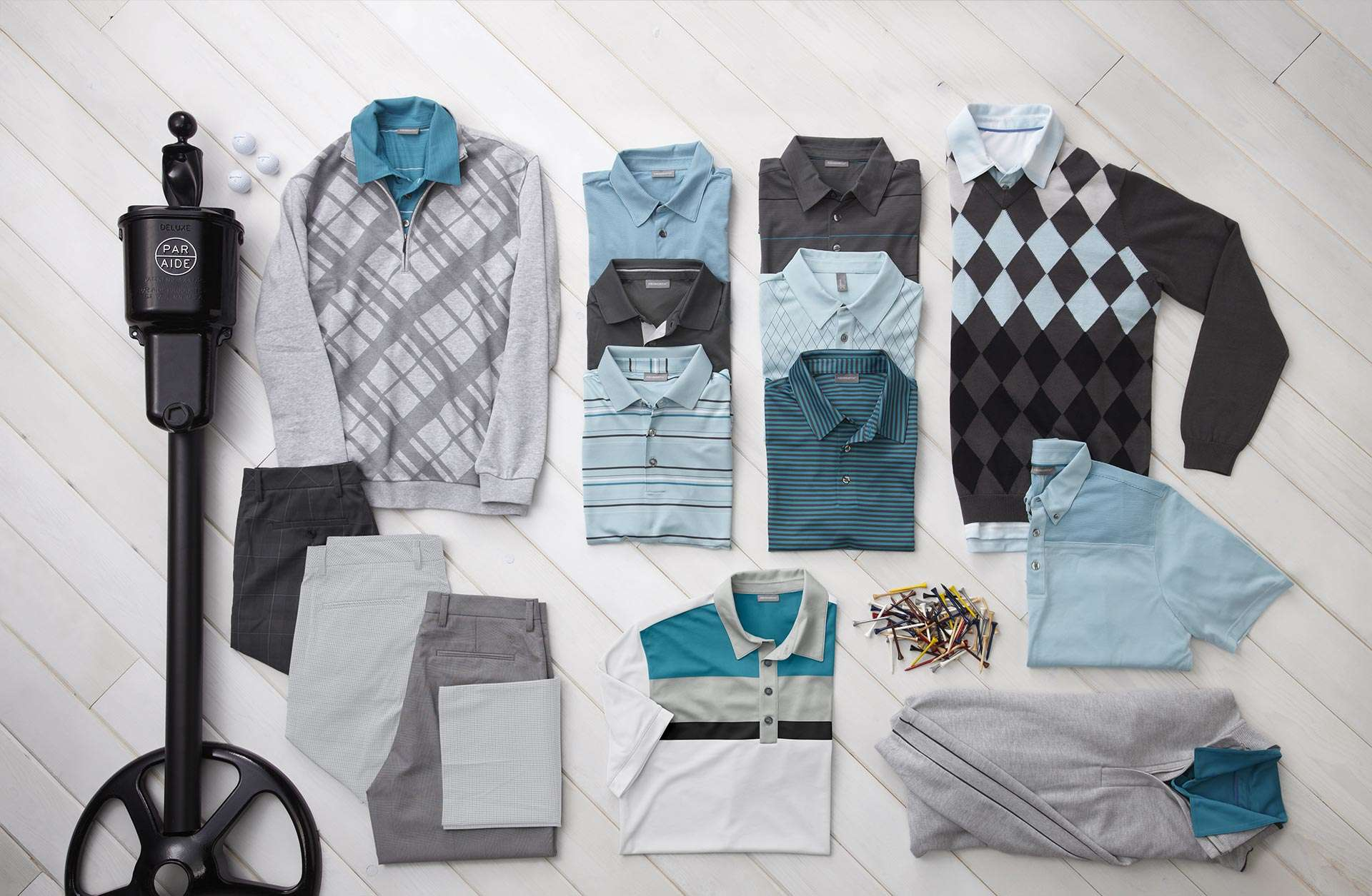 different types of shirt
