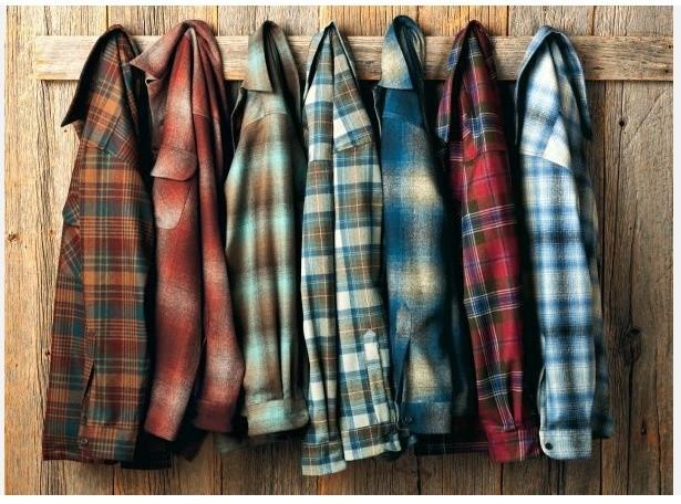 plade or flannel shirt